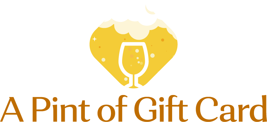 A Pint Of Gift Card Logo, apintofgiftcard.com